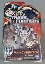 Transformers JAZZ COMPLETE Autobot Car Generations FoC Fall of Cybertron