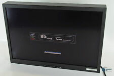 "Penta HD2Line LCD Color Monitor, 23"" DI000601 TV Display Professional Broadcast"