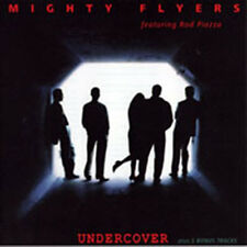 "The Mighty Flyers ft. Rod Piazza: ""Undercover"" + Bonustracks (CD Reissue)"