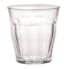 6 Picardia 50cl di DURALEX-acqua vetro, bicchieri, LIQUORE VETRO NUOVO fattura incl.