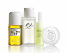 DHC Olive Essentials Travel Set, includes 4 free samples