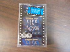 "NEW SEALED ""Jermaine Dupri"" Life in 1472  Cassette Tape (G)"