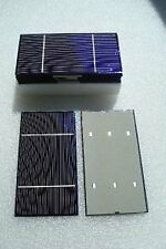 "12 NEW WHOLE 3""x6"" 1.8W/ea solar cells A GRADE - BEST!!"