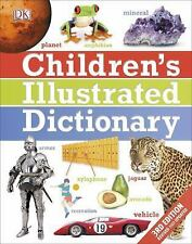 Children's Illustrated Dictionary - DK - Hardcover
