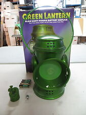 DC DIRECT GREEN LANTERN ALAN SCOTT POWER BATTERY AND RING STATUE PROP REPLICA RA