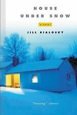 House Under Snow (Harvest Book), Jill Bialosky, New Book