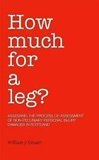 How Much for a Leg? : Assessing the Process of Non-Pecuniary Injury Damages...