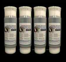 Aqua-Pure AP117 Compatible GAC Water Filters Premium Carbon - 4 PACK