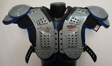 SCHUTT FOOTBALL SHOULDER PADS XV FLEX ALL PURPOSE VARSITY LARGE 42-44 18-19 NEW
