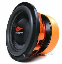 "CADENCE S4W12-D1 COMPETITION 12"" 10,000W DUAL 1 OHM CAR AUDIO STEREO SUB WOOFER"