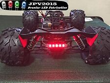 Genuine JPV2015 Product - Water-resistant RC LED RED 5 SMD LIGHT BAR FOR TRUCKS,