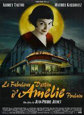 """Audrey Tautou Le fabuleux destin d'Amélie Poulain Amelie POSTER TSAML-02 36x24"""""""