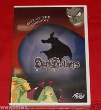 DarkStalkers: Out of the Shadows (DVD, 2003)  3 DVD-SET Animation Game BRAND NEW