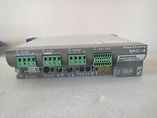 Warranty ELAU SCHNEIDER ELECTRIC MC-4 MC-4/11/10/400 PACDRIVE SERVO DRIVE