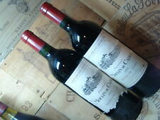 CHATEAU MOULIN DU CADET **1992** GC ST EMILION    LOT DE 2 BTS