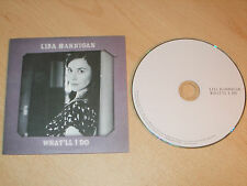 Lisa Hannigan - What'll I Do (CD) 2 Track Promo - Mint - Fast Postage