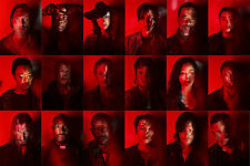 "The Walking Dead  Season 7 [ 11"" X 16.5 ]  Poster  - --"