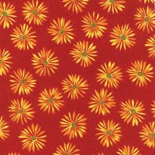 Moda - One For You, One For Me by Pat Sloan - Tomato Daisy