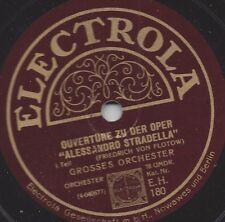 Orchester 1928 Ouvertüre zu der Oper Alessandro Stradella - Friedrich von Flotow