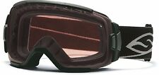 Smith Vice Snowboard/Ski Goggles Black Frame with Ignitor Mirror lens