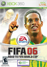 FIFA 06: Road to FIFA World Cup (Xbox 360)  REPLACEMENT CASE ONLY (NO GAME)