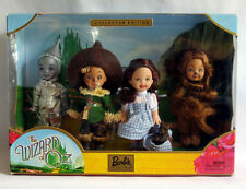 Kelly Doll & Friends THE WIZARD OF OZ Gift Set - 2003 Collector Edition - NEW!