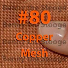 "100% Copper 80 Mesh / 200 Micron Kief / Pollen / Dry Sift Screen 16""x20"""