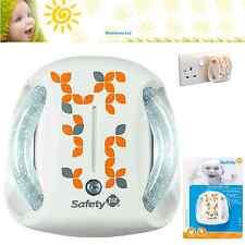Safety 1st AUTOMATISCHE STECKER NACHTLICHT Baby/Kleinkind/Kind Kinderzimmer/