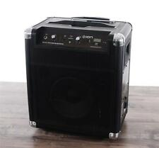 Ion Block Rocker Bluetooth Portable Sound System PA Speaker FM iPod USB iPA56B