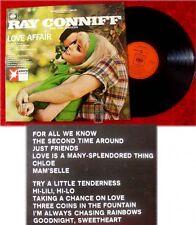 LP Ray Conniff: Love Affair