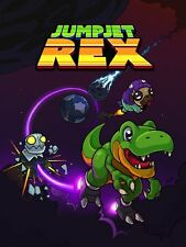JUMPJET REX - Steam chiave key - Gioco PC Game - Free shipping - ROW
