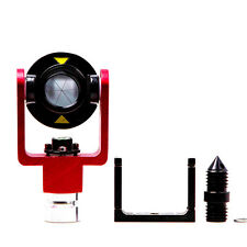 New Mini 102 Prism for Total Station Prisms All Metal
