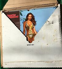 2012 Kate Upton Sports Illustrated Swimsuit Issue No Label Calendar Package