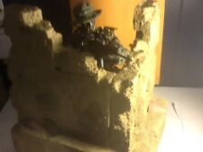 1/6 scale Desert stone wall  building environment highly deatailed diorama