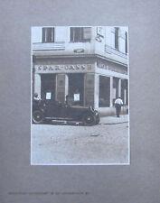 ZWEIGSTELLE LEOPOLDSTADT - WIEDEN um 1930 Österreichische Spar-Casse 2 Drucke