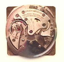 Gruen Caliber 475 Automatic Bumper Watch Movement~Good Balance