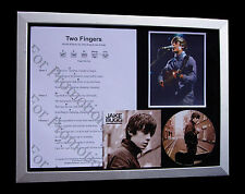 JAKE BUGG Two Fingers LTD GALLERY QUALITY CD FRAMED DISPLAY+EXPRESS GLOBAL SHIP
