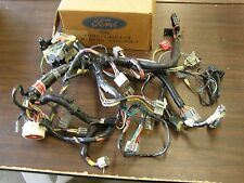 NOS OEM Ford 1990 1991 Econoline E350 Diesel Van Under Dash Wiring Harness