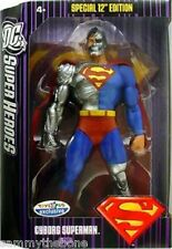 DC Superheroes Special 12 Edition   Cyborg Superman Action Figure