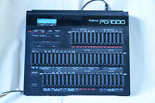 Roland PG-1000 Linear Synthesizer Programmer w/ power supply D-50 D-550