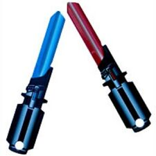 2 x Star Wars Lightsaber Blank Key fits Yale 1A/U6D red blue The Force Awakens