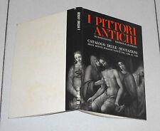 De Bono Falossi I PITTORI ANTICHI Catalogo delle quotazioni degli artisti - 1971