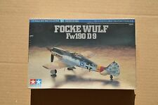 New Tamiya 1/72 Ki- WW2 German Focke-Wulf Fw190 D9 Model Airplane Kit