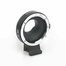 Auto Focus Lens Mount Adapter EF-M4/3 For Canon EOS EF/EF-S to Panasonic Olympus