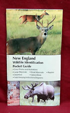New England Wildlife Identification Pocket Guide, 2008