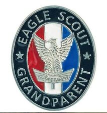 Eagle Scout Grandparent Pin - Mint - Official BSA Issue