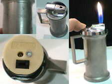Briquet ancien Bureau [ RONSON Chope LE DIX ] Desk Lighter Feuerzeug Accendino