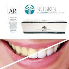 100% Genuine NU SKIN ap-24 Whitening Dentifricio al fluoruro, senza perossido, UK Stock