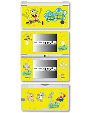 SpongeBob SquarePants Vinyl Skin Sticker for Nintendo DSi XL