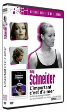 DVD *** L'IMPORTANT C'EST D'AIMER *** avec Romy Schneider ( neuf sous blister )